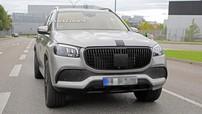"""Bắt gặp SUV siêu sang Mercedes-Maybach GLS 2020 gần như """"trần trụi"""" trên đường"""