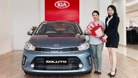 Ra mắt Việt Nam được nửa tháng, Kia Soluto đạt doanh số hơn 600 chiếc