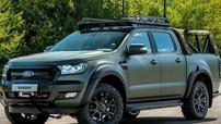 Ricardo Ford Ranger 2019 - Mẫu bán tải quân sự với kính chống đạn và sàn bọc giáp được ra mắt