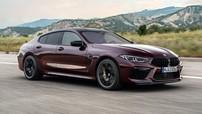 BMW M8 Gran Coupe với thiết kế 4 cửa chính thức ra mắt, mang trong mình sức mạnh 617 mã lực