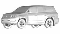 """Trung Quốc đang """"nhái trắng trợn"""" SUV Toyota Land Cruiser"""