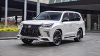 """""""Chuyên cơ mặt đất"""" Lexus LX sắp có thêm phiên bản mới mang tên LX600"""