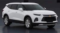 Làm quen với Chevrolet Blazer XL - crossover cỡ trung mới sắp ra mắt châu Á