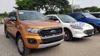 Trước giờ G VMS 2019, Ford Escape 2020 cùng Ford Ranger Raptor độ Hamer xuất hiện tại triển lãm