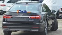 Dàn xe Audi sang chảnh trước triển lãm VMS 2019, Audi A8L và Audi A6 hoàn toàn mới đã lộ diện