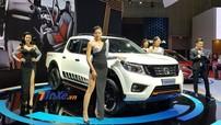 """Triển lãm VMS 2019: Nissan """"góp vui"""" với xe bán tải Navara Black Edition mới"""