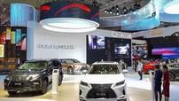 Triển lãm VMS 2019: Lexus RX450h vừa ra mắt đã có chủ, GX460 mới chốt giá hơn 5 tỷ đồng