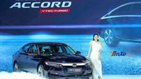 Honda Accord 2019 chính thức chào sân thị trường Việt, giá từ 1,319 tỷ đồng