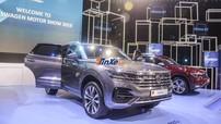 Triển lãm VMS 2019: Volkswagen dàn đội hình đẹp với Touareg, Passat và Beetle Dune
