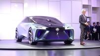 Choáng ngợp với xe thiết kế và công nghệ của xe Lexus LF-30 Electricfied Concept