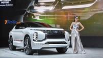Cận cảnh Mitsubishi GT-PHEV - xe SUV đến từ tương lai - tại triển lãm VMS 2019
