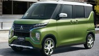 """Mitsubishi Super Height K-Wagon - Xe """"cao như cái sào"""", thiết kế na ná Xpander"""