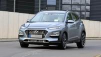 """Phiên bản mạnh hơn của Hyundai Kona 2020 bị bắt gặp tại """"địa ngục xanh"""" Nurburgring"""
