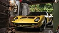 Siêu xe Lamborghini Miura bị bỏ rơi trong nông trại tìm thấy chủ mới với giá lên đến 37 tỷ đồng