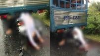 Kiên Giang: Nam học sinh lớp 11 tông xe máy vào đuôi ô tô tải, tử vong thương tâm