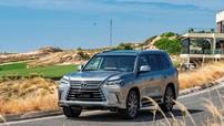 """""""Chuyên cơ mặt đất"""" Lexus LX 570 2020 ra mắt thị trường Việt, giá tăng 160 triệu đồng"""