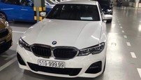"""Đây là chiếc BMW 330i M Sport 2020 đắt nhất Việt Nam khi sở hữu biển """"ngũ quý"""" 9"""