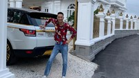 """Chiếc Range Rover Sport của Huấn """"hoa hồng"""" từng sử dụng được rao bán lại 5 tỷ đồng"""