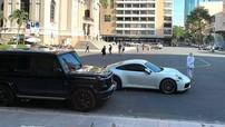 """Cường """"Đô-la"""" lái Porsche 911 Carrera S 2020 mới tậu họp mặt cùng trưởng đoàn Car Passion"""