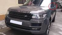 Hà Nội: Đỗ cùng ba chiếc ô tô khác nhưng chỉ cặp gương hơn 100 triệu đồng của Range Rover bị lấy đi