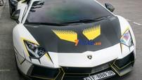 """Chi tiết Lamborghini Aventador độ pô Novitec siêu to cùng bộ áo """"Fendi"""" mới vào Nam"""