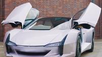 Siêu xe Nhật Bản này được chế tạo từ... gỗ và chất thải tái chế