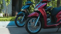 Đánh giá nhanh Honda SH phiên bản mới: Chuẩn mực mới cho xe tay ga cao cấp