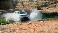 """Land Rover mang chương trình trải nghiệm """"Above and Beyond Tour"""" đến Hà Nội"""