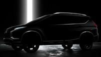 Mitsubishi Xpander sắp có thêm phiên bản SUV mới, ra mắt vào tuần sau