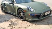 Không ai khác ngoài doanh nhân này sở hữu Porsche 911 Turbo S độ độc nhất Việt Nam