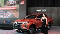 """Quyết đấu Ford Ranger, Mitsubishi Triton 2020 được giới thiệu phiên bản """"full option"""", giá 865 triệu đồng"""