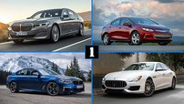 10 mẫu xe mất giá nhiều nhất trong vòng 5 năm, gần nửa là BMW