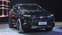 SUV cỡ trung 7 chỗ Chevrolet Blazer 2020 trình làng, nội thất hứa hẹn rộng nhất phân khúc