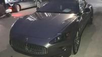 Chủ xe Maserati GranTurismo dính vào rắc rối khi sử dụng giấy phép xe giả