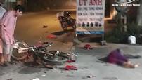 Video: Tông tử vong người phụ nữ đi xe máy, tài xế ô tô tải bỏ chạy tại Bà Rịa - Vũng Tàu