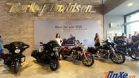 Hàng loạt xe Harley-Davidson 2020 tại Việt Nam tích hợp công nghệ an toàn RDRS và giá rẻ hơn 200 triệu