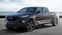 Đây là thiết kế của xe bán tải Hyundai Santa Cruz hoàn toàn mới sẽ bán ra vào năm 2021