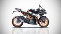 Diện kiến thiết kế mới của sport bike KTM RC 390 2020