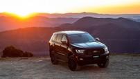 Ford Everest Sport 2020 lộ diện với ngoại hình cơ bắp hầm hố