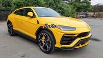 Siêu SUV Lamborghini Urus bí ẩn nhất Việt Nam bị bắt gặp đi đăng kiểm