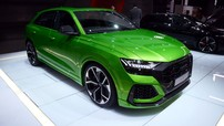 Audi giới thiệu SUV RS Q8 hoàn toàn mới với 591 mã lực và giá khởi điểm 3,25 tỷ Đồng