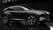 Hyundai Vision T - Mẫu concept SUV với thiết kế bắt mắt được vén màn ở Triển lãm Los Angeles 2019
