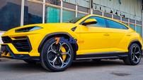 Cận cảnh Lamborghini Urus thứ 6 về Việt Nam rất kín tiếng