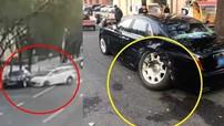 Mazda tông gãy trục bánh sau của Rolls-Royce Ghost, thiệt hại ước tính hơn 2 tỷ đồng