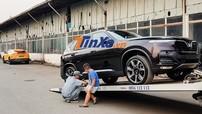 """Lần đầu VinFast LUX SA2.0 của Việt Nam đọ dáng cùng """"bò mộng"""" Lamborghini Urus của Ý"""