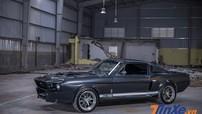 Diện kiến chiếc Ford Mustang độ Eleanor độc nhất Việt Nam