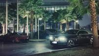 Rolls-Royce Wraith phủ bụi nổi tiếng nhất Việt Nam tái xuất và họp mặt cùng Ferrari 812 Superfast