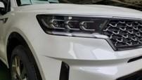 SUV 7 chỗ Kia Sorento 2020 lần đầu tiên lộ diện, thiết kế hao hao Ford Explorer