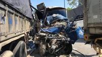 Sài Gòn: 5 ô tô tông liên hoàn trên Xa lộ Hà Nội, 2 người thương vong