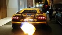 """Đam mê """"khạc lửa"""", chủ Lamborghini Aventador S trang bị hẳn cho xe ống xả độ siêu hiếm của Ryft"""